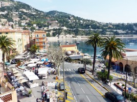 Villefranche-sur-mer / crdit photo : Anne Lombardo