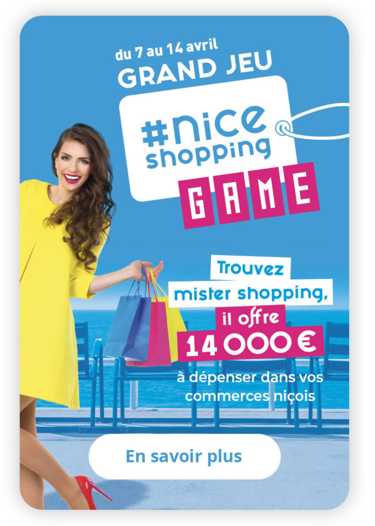 Nice Shopping Game